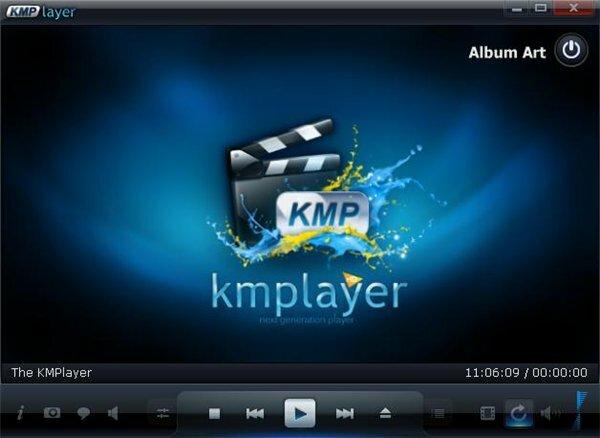 KMPlayer / KMP Plus бесплатный медиа проигрыватель